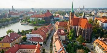 Genoeg te beleven in Wroclaw