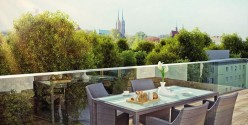 Luxury apartments for rent in city center wroclaw, poland.